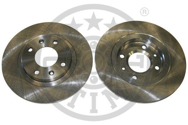 Disque de frein - OPTIMAL - BS-2411