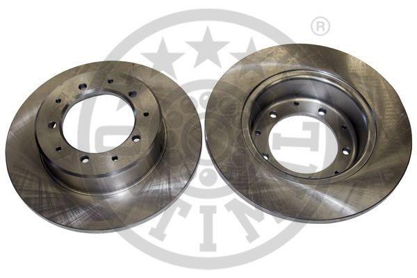 Disque de frein - OPTIMAL - BS-3330