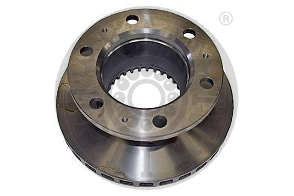 Disque de frein - OPTIMAL - BS-3540