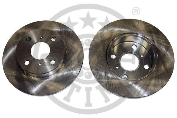 Disque de frein - OPTIMAL - BS-4010
