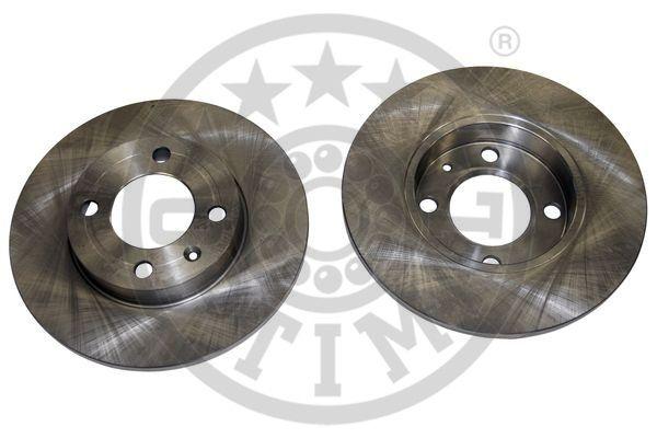 Disque de frein - OPTIMAL - BS-4180