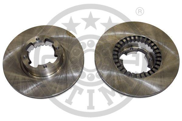 Disque de frein - OPTIMAL - BS-4210