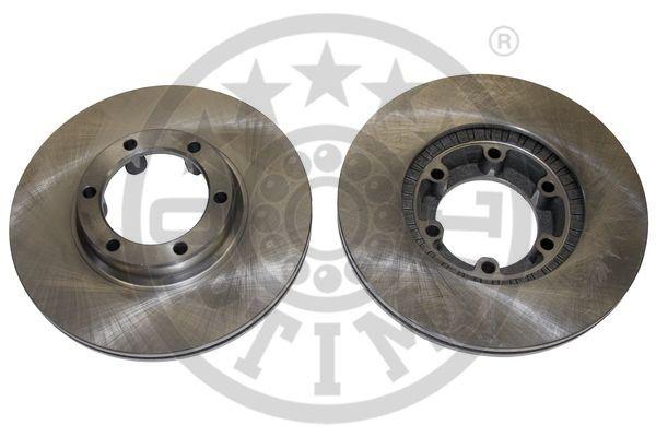 Disque de frein - OPTIMAL - BS-4380