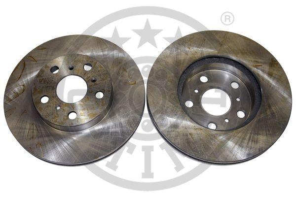 Disque de frein - OPTIMAL - BS-4390