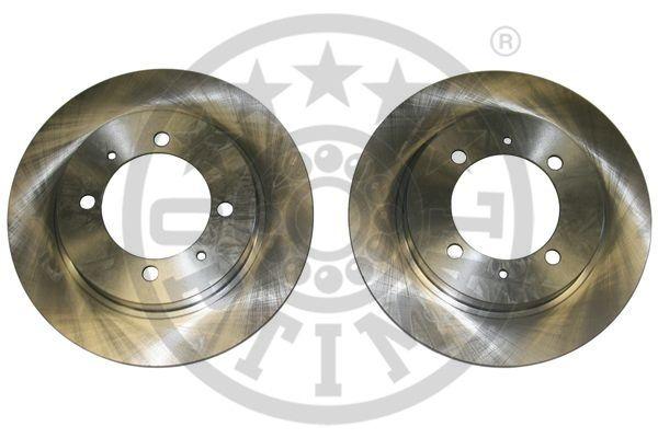 Disque de frein - OPTIMAL - BS-4470