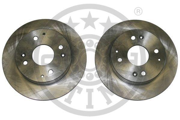 Disque de frein - OPTIMAL - BS-4480