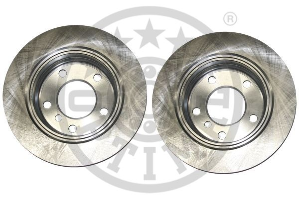 Disque de frein - OPTIMAL - BS-4580