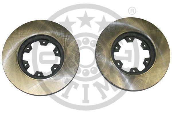 Disque de frein - OPTIMAL - BS-4660