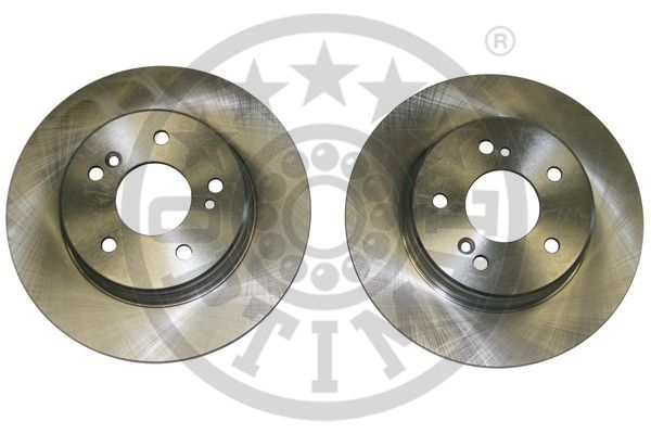 Disque de frein - OPTIMAL - BS-4670