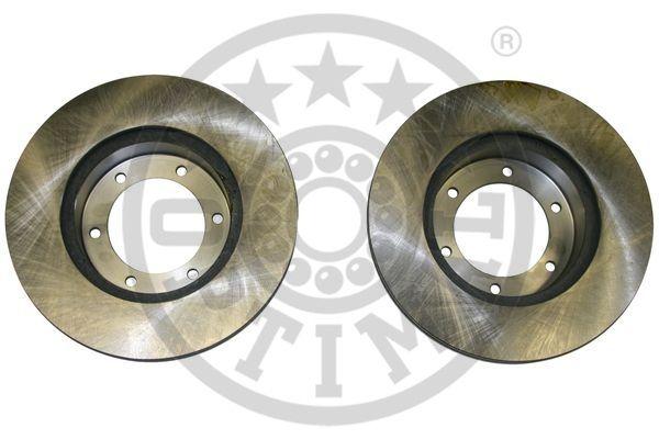 Disque de frein - OPTIMAL - BS-4970
