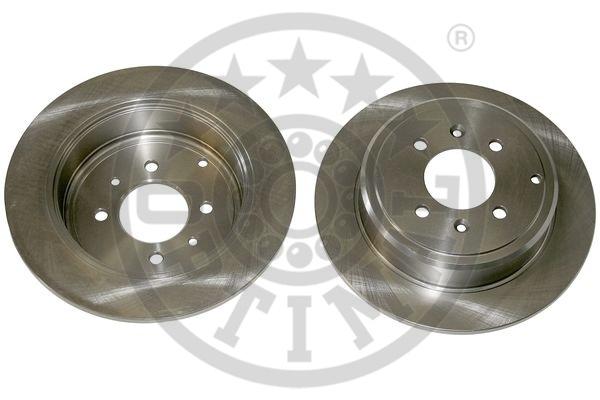 Disque de frein - OPTIMAL - BS-4980