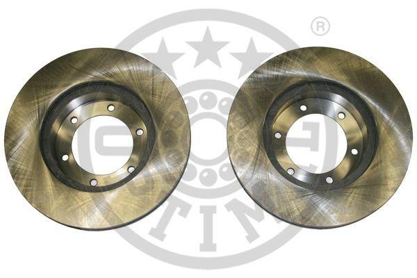 Disque de frein - OPTIMAL - BS-5010