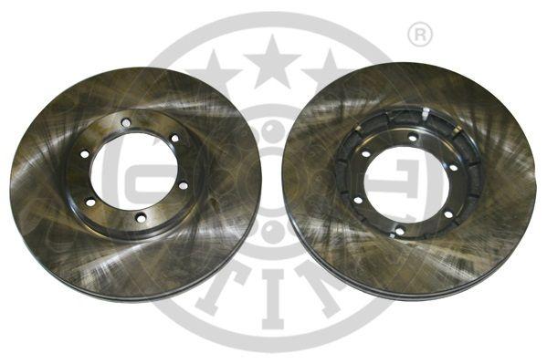 Disque de frein - OPTIMAL - BS-6060