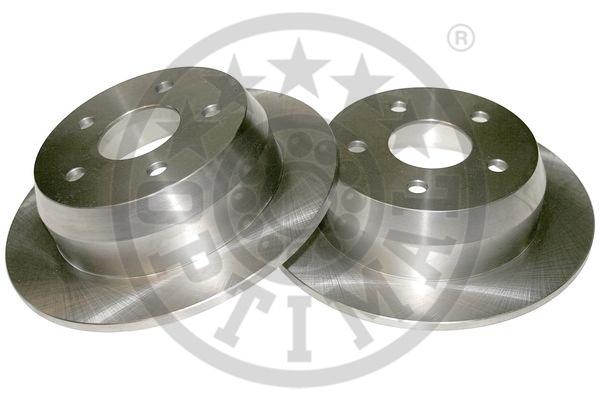 Disque de frein - OPTIMAL - BS-6380