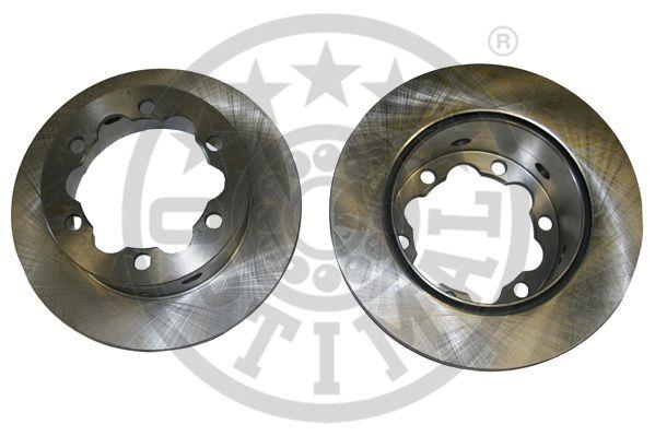 Disque de frein - OPTIMAL - BS-6580