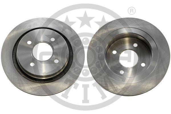 Disque de frein - OPTIMAL - BS-6600