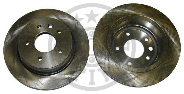 Disque de frein - OPTIMAL - BS-7280