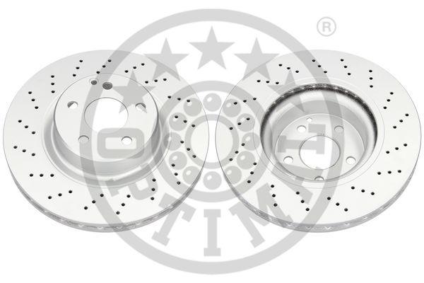 Disque de frein - OPTIMAL - BS-7350C