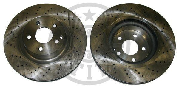 Disque de frein - OPTIMAL - BS-7350