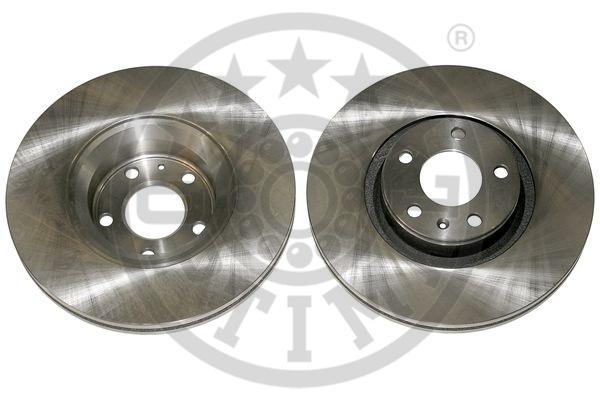 Disque de frein - OPTIMAL - BS-7536
