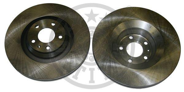 Disque de frein - OPTIMAL - BS-7538