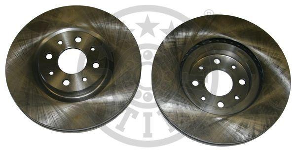 Disque de frein - OPTIMAL - BS-7658
