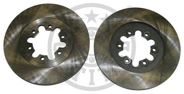 Disque de frein - OPTIMAL - BS-7758