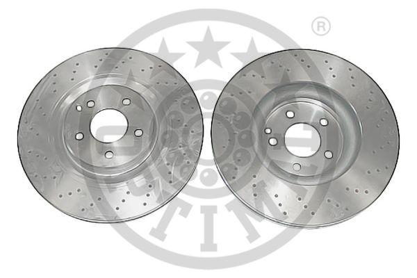 Disque de frein - OPTIMAL - BS-7798C