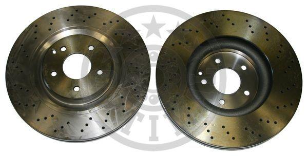 Disque de frein - OPTIMAL - BS-7798