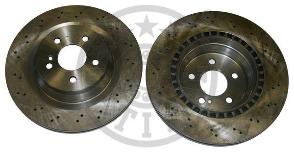 Disque de frein - OPTIMAL - BS-7822