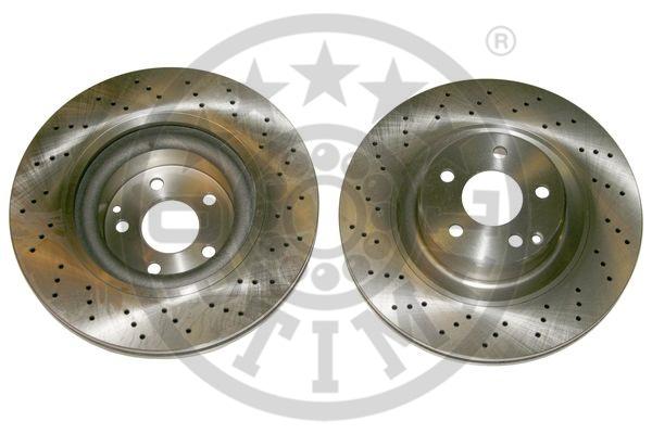 Disque de frein - OPTIMAL - BS-7824
