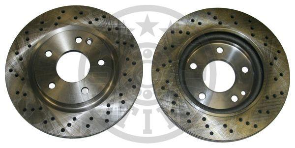 Disque de frein - OPTIMAL - BS-7832