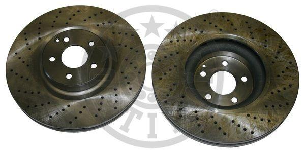 Disque de frein - OPTIMAL - BS-7834