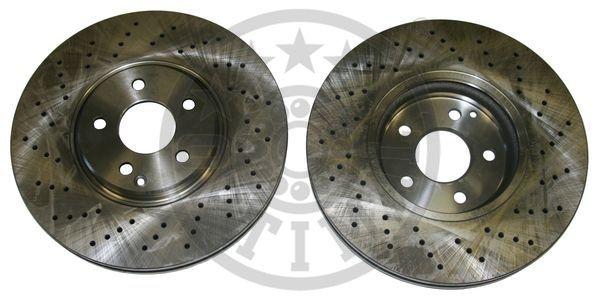 Disque de frein - OPTIMAL - BS-7836