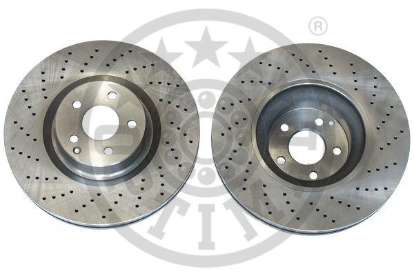 Disque de frein - OPTIMAL - BS-7838