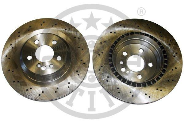 Disque de frein - OPTIMAL - BS-7840