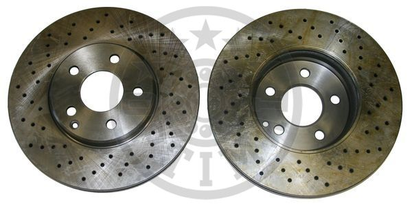 Disque de frein - OPTIMAL - BS-7842