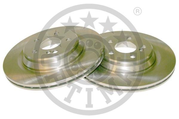 Disque de frein - OPTIMAL - BS-7858