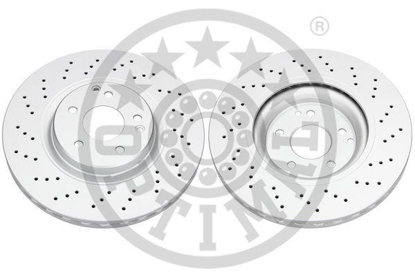 Disque de frein - OPTIMAL - BS-7864C