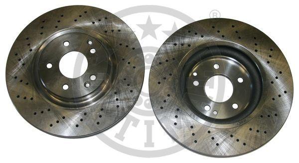 Disque de frein - OPTIMAL - BS-7864