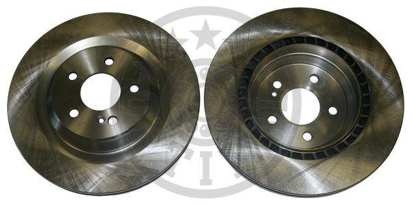 Disque de frein - OPTIMAL - BS-7872