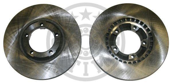 Disque de frein - OPTIMAL - BS-7876