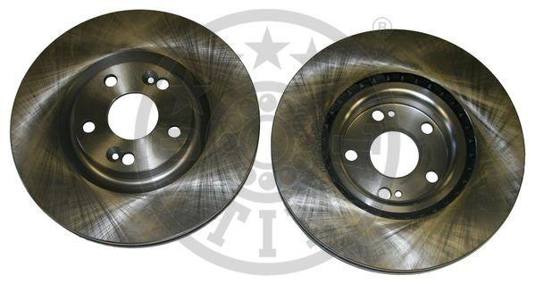 Disque de frein - OPTIMAL - BS-7956