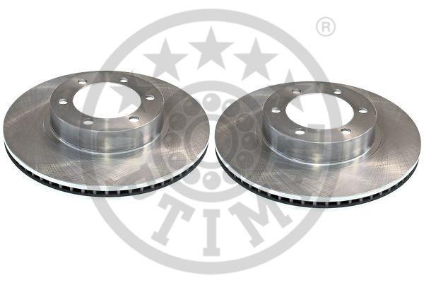 Disque de frein - OPTIMAL - BS-7998