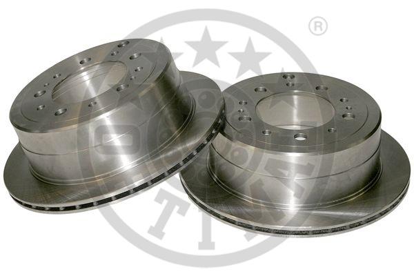 Disque de frein - OPTIMAL - BS-8006
