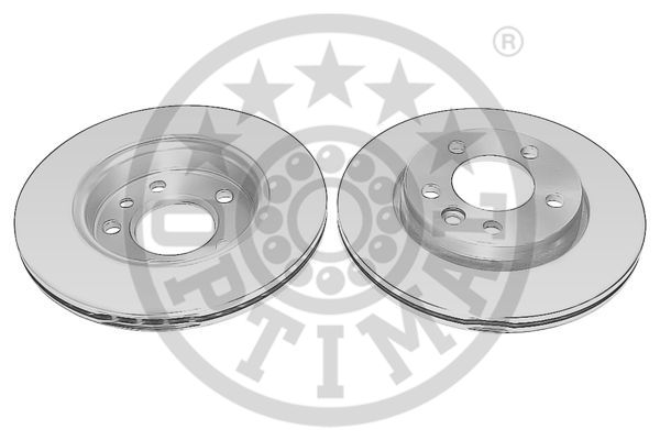 Disque de frein - OPTIMAL - BS-8028C