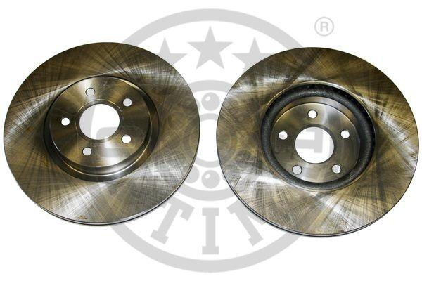 Disque de frein - OPTIMAL - BS-8072