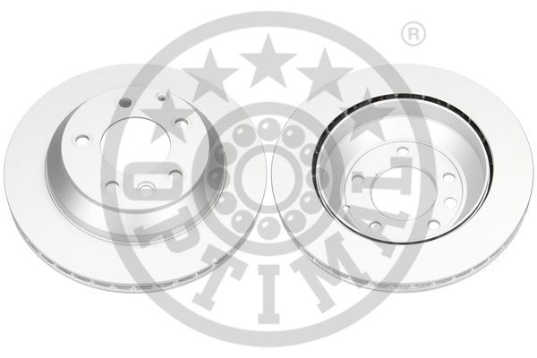 Disque de frein - OPTIMAL - BS-8096C