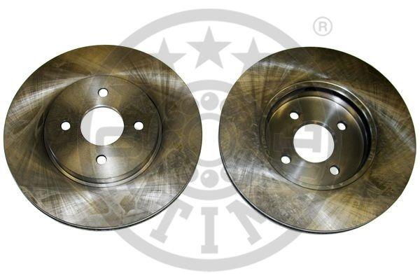 Disque de frein - OPTIMAL - BS-8138