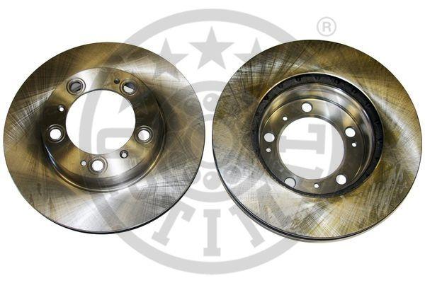 Disque de frein - OPTIMAL - BS-8158